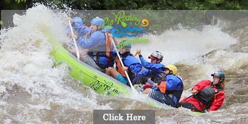 Rip-Roaring Adventures Pigeon River Rafting