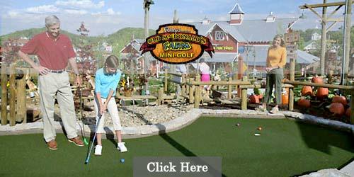 Ripley's Old McDonald's Farm Mini-Golf